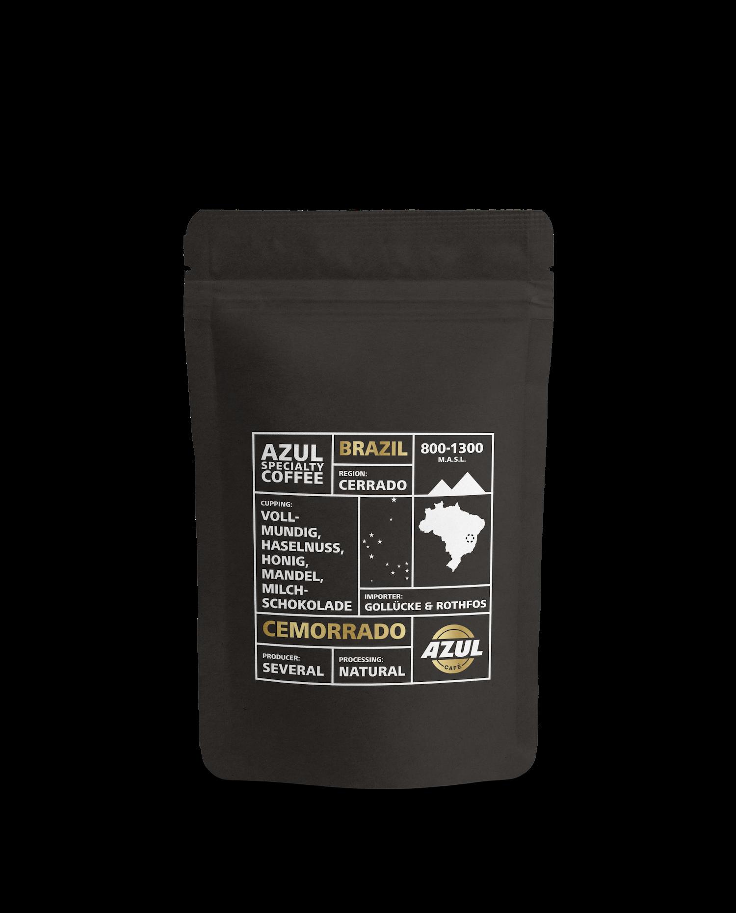 Azul Kaffee – Specialty Coffee Brazil Cemorrado