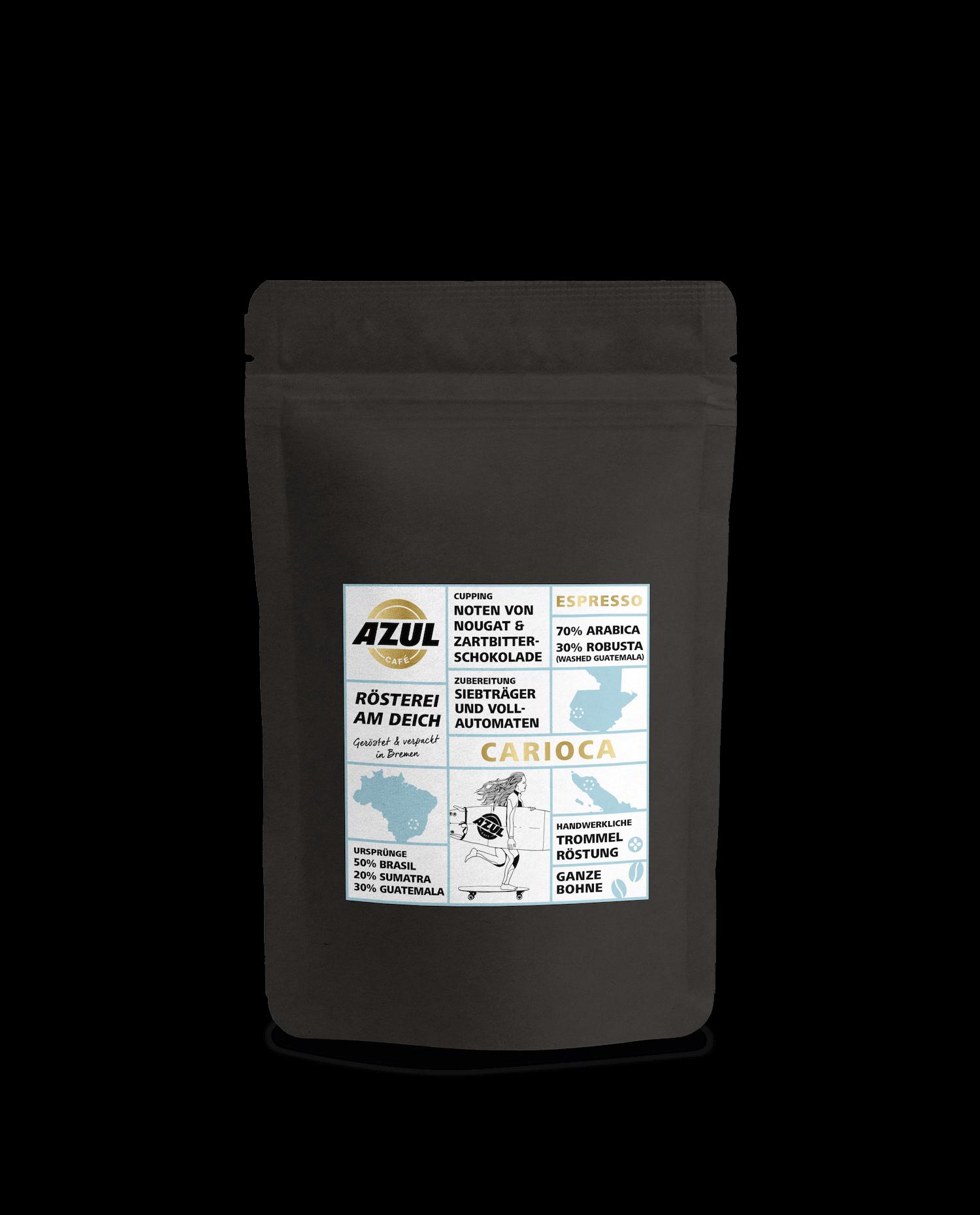 Azul Kaffee – Specialty Coffee Carioca-Espresso