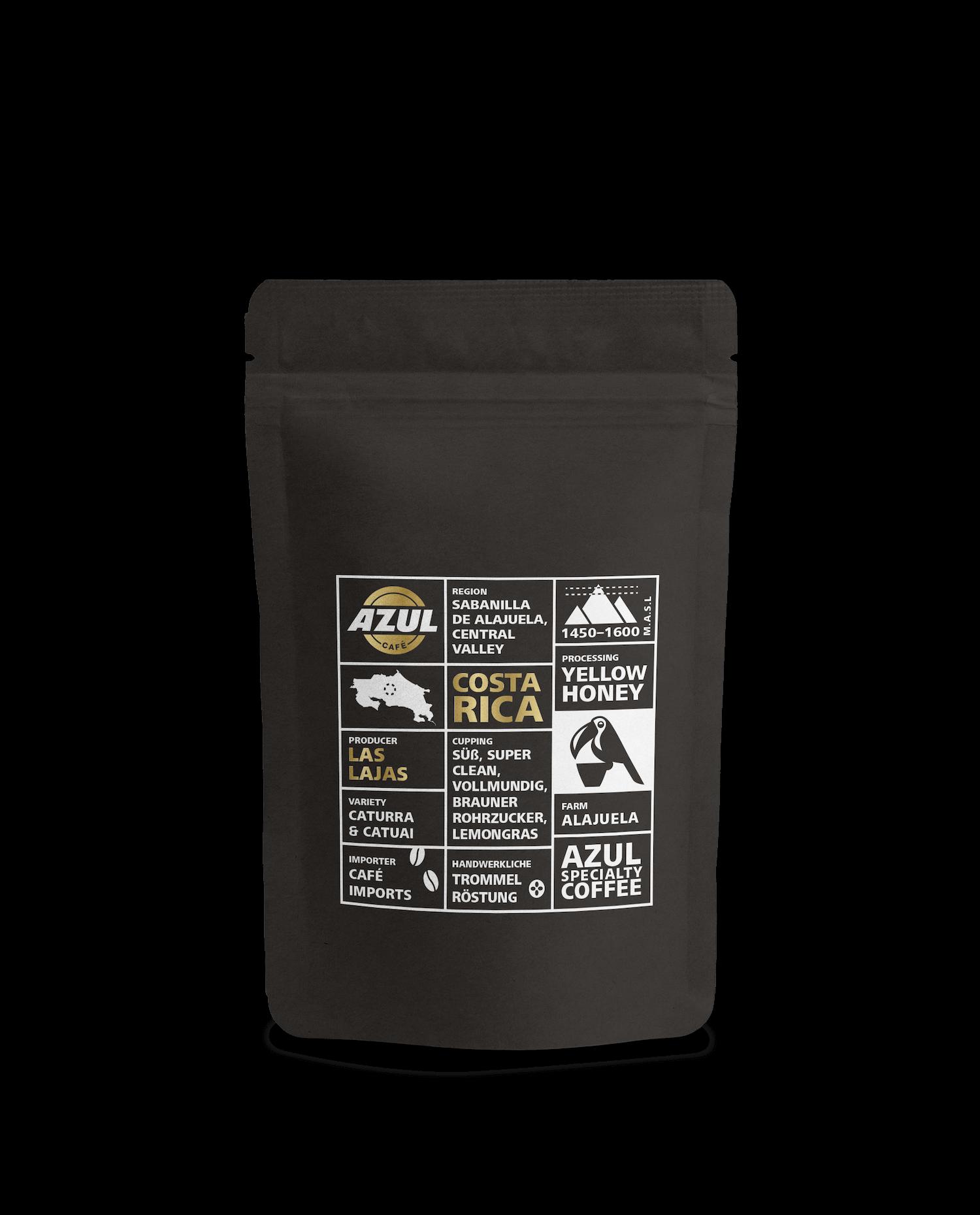Azul Kaffee – Specialty Coffee Costa Rica Las Lajas