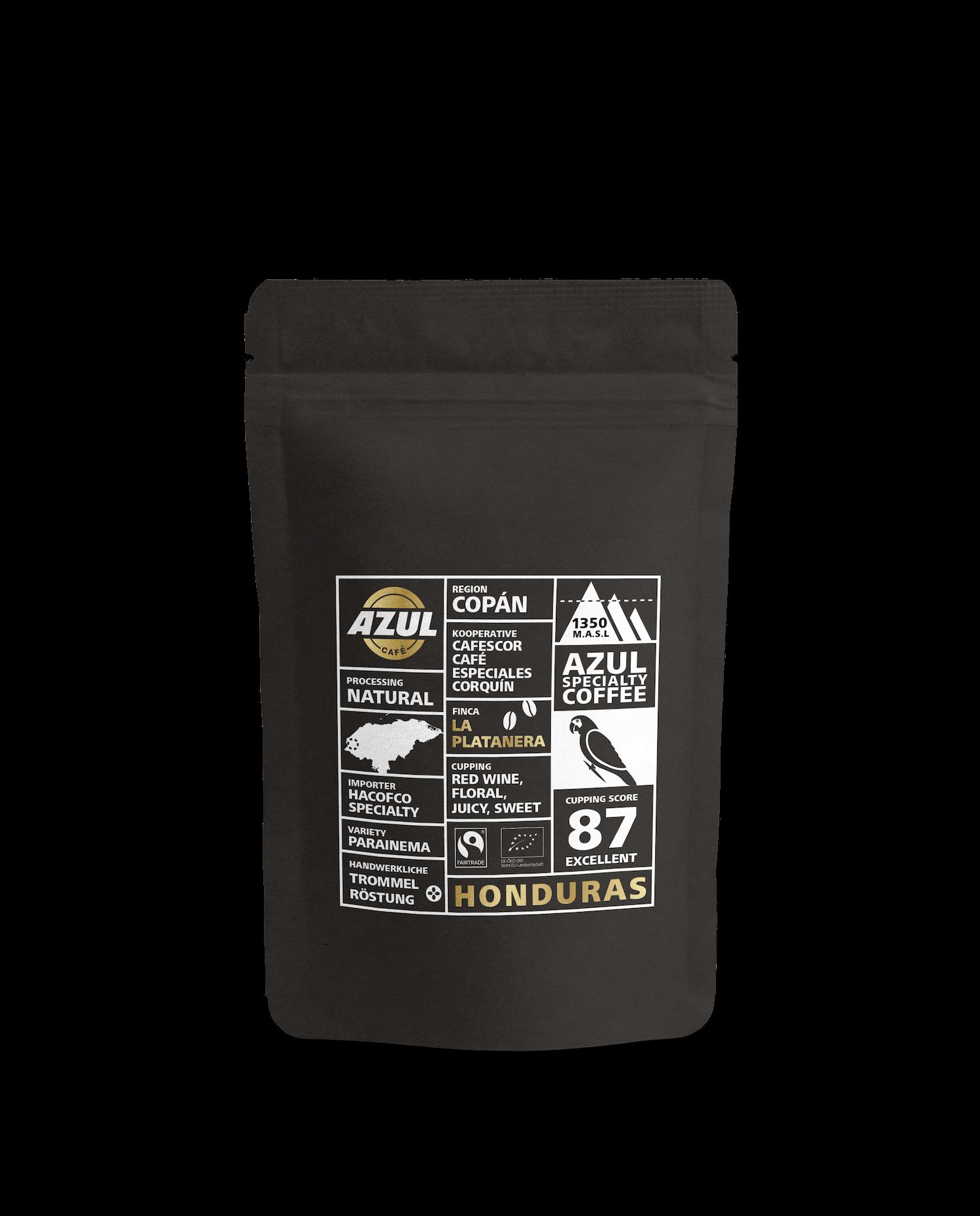 Azul Kaffee – Specialty Coffee Honduras la Platanera