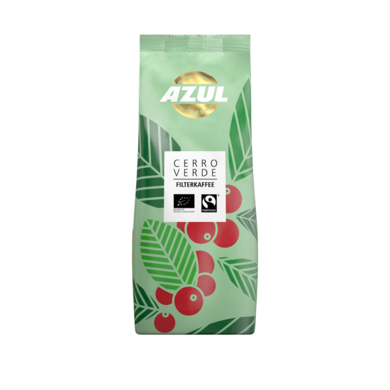 Azul Kaffee – Cerro Verde Filterkaffee