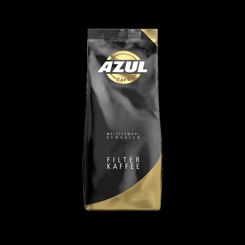 Azul Kaffee – Classics Coffee Meisterwahl Filterkaffee