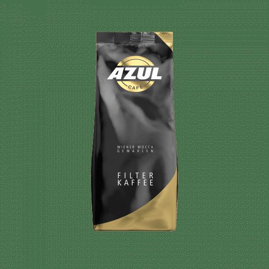 Azul Kaffee – Classics Coffee Wiener Mocca Filterkaffee