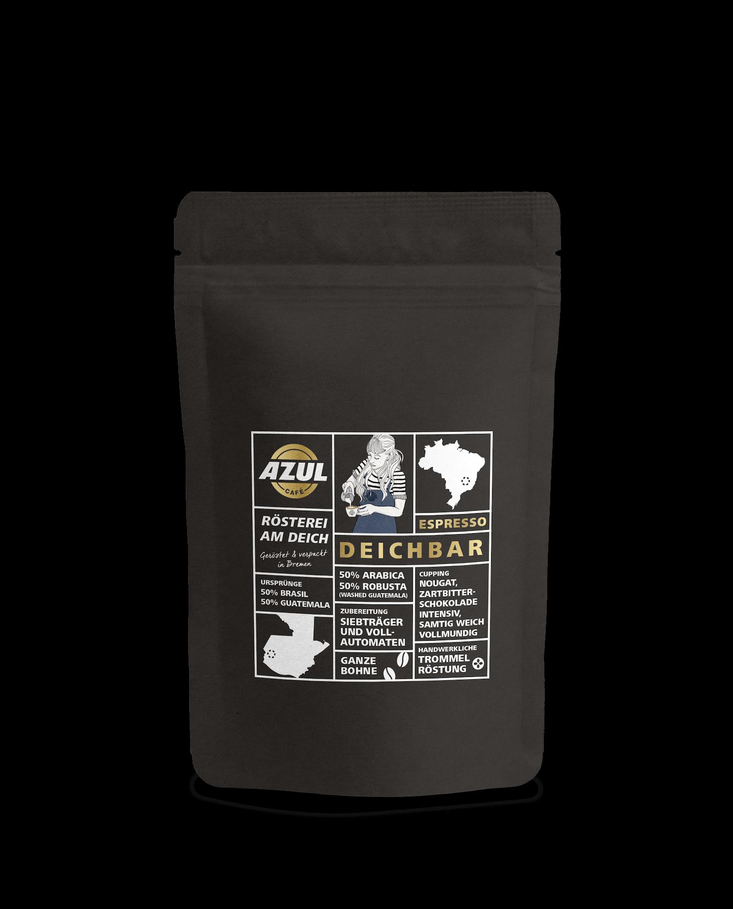 Azul Kaffee – Specialty Coffee Deichbar