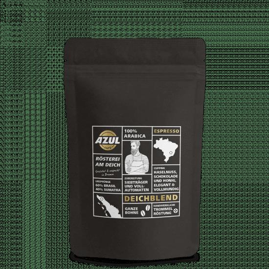 Azul Kaffee – Specialty Coffee Deichblend-Espresso