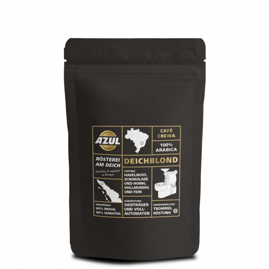 Azul Kaffee – Specialty Coffee Deichblond Cafe-Crema