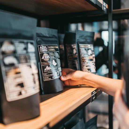 Azul Kaffee – Rösterei am Deich Werksverkauf