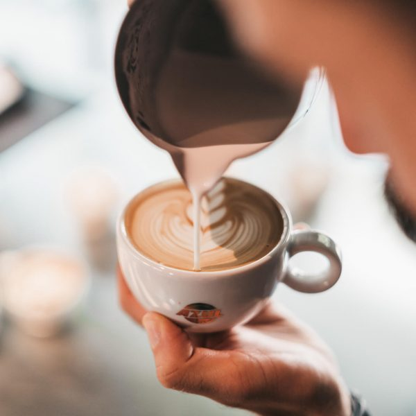 Azul Kaffee – Barista Skills Milchschaum