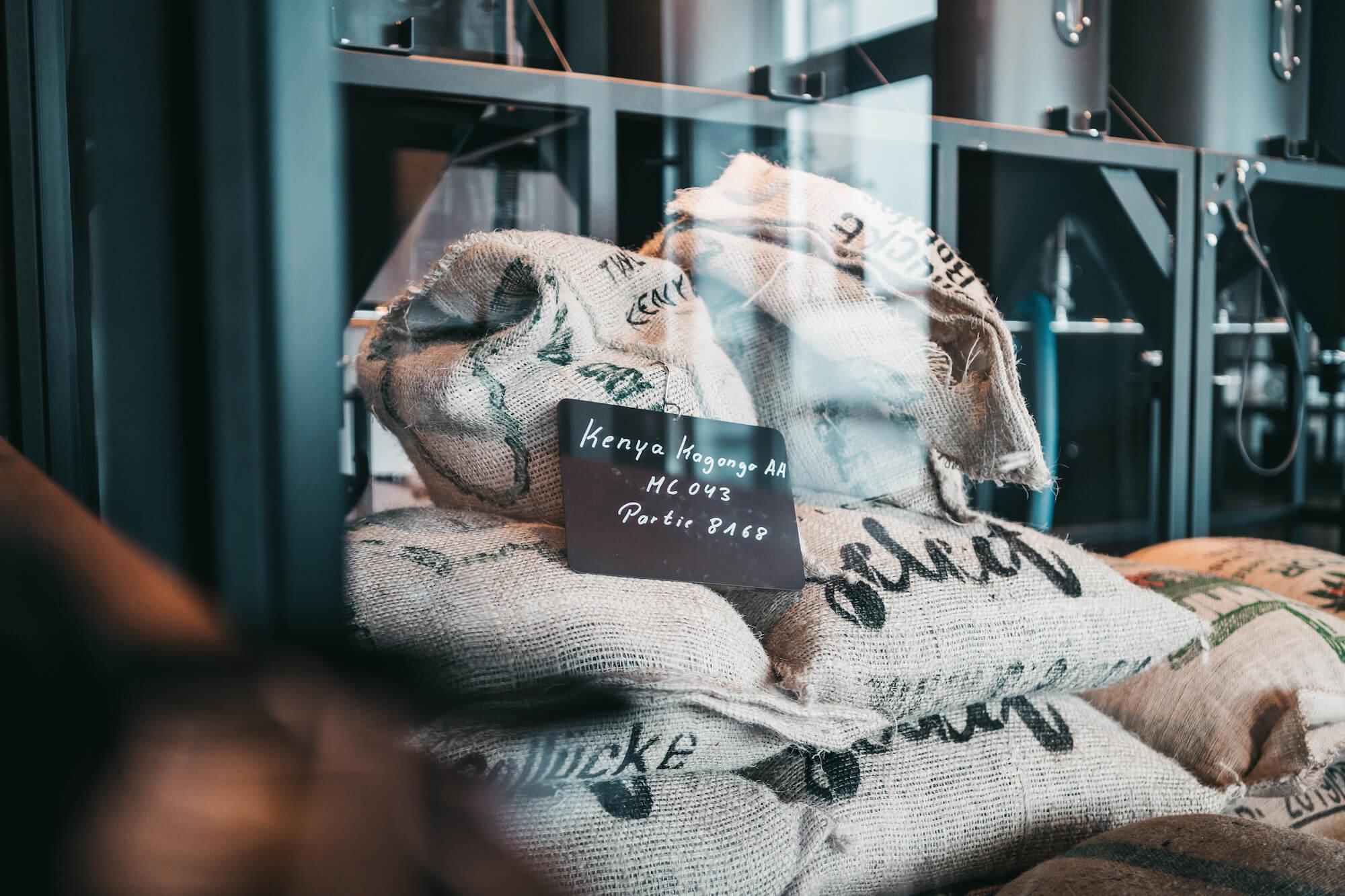 Azul Kaffee – Rösterei am Deich
