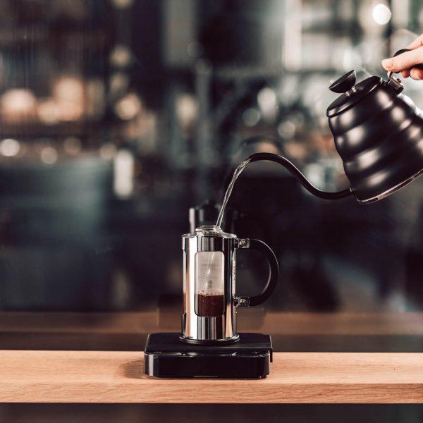 Azul Kaffee - Brew Guide - French Press