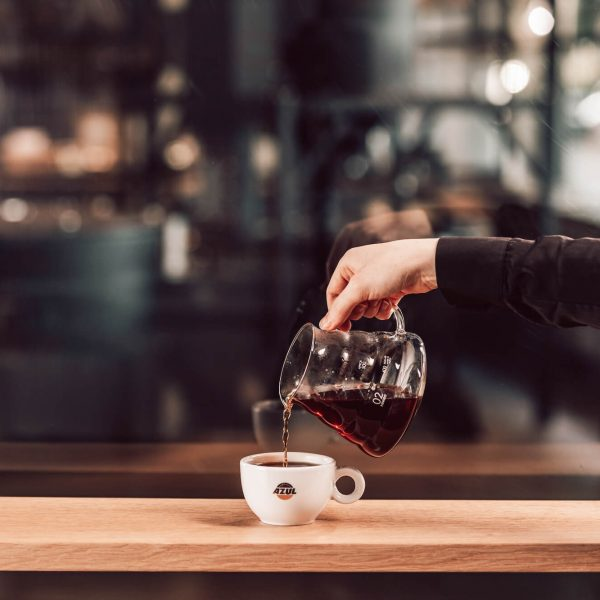 Azul Kaffee - Brew Guide - Pour Over